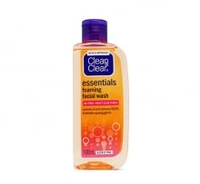 CLEAN & CLEAR® Essentials Foaming Facial Wash